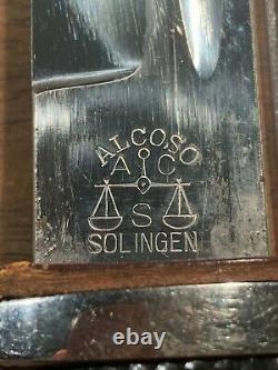 La Grenouille De Bayonet Alcoso, Scabbrd, Incluse Dans L'armée Allemande De La Seconde Guerre Mondiale