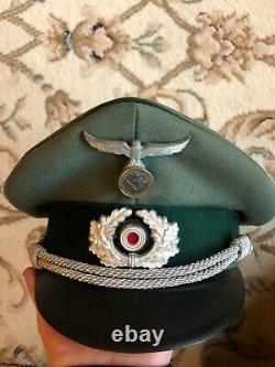 Les Officiers Allemands Originaux De La Wehrmacht De La Ww2 Ont Atteint Un Sommet