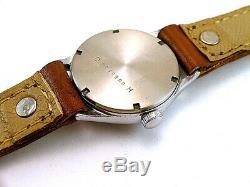 Moéris Dh, Militaire Rare Pour Les Montres-bracelets Armée Allemande, Wehrmacht De La Seconde Guerre Mondiale