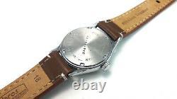 Moeris Dh, Montres-bracelets Militaires Rares Pour L'armée Allemande, Wehrmacht De La Seconde Guerre Mondiale