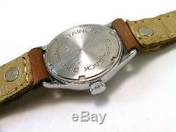 Moeris, Militaire Rare Pour Les Montres-bracelets Armée Allemande, Wehrmacht De La Seconde Guerre Mondiale