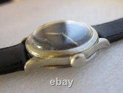 Montre-bracelet Armée Allemande Wehrmacht Recta De La Seconde Guerre Mondiale. Militaire