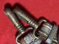 Original World War 2 Ww2 Wwii German Generals Army Dagger Hanger Generals Dagger