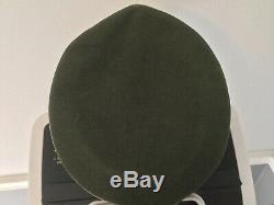 Original Wwii Ww2 Armée Allemande Wehrmacht Chapeau Casquette Militaire
