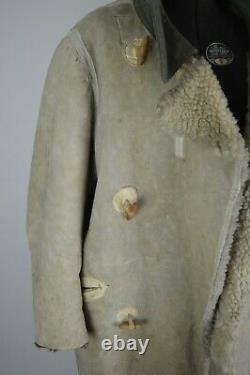 Pardessus De Manteau De Sentinelle De L'armée Allemande De La Seconde Guerre Mondiale Avec Le Capot