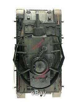 Rare 118 21ème Siècle Jouets Ultime Soldat Seconde Guerre Mondiale Armée Allemande Panzer IV Réservoir Rc