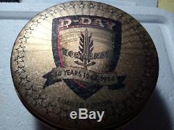 Rare / Limité Seconde Guerre Mondiale Nous Commémorative Armée / Marine Nous Et Allemands Zippo