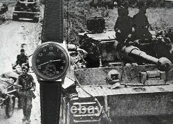 Rare Montre Des Années 1940 Ww2 Allemand Militaire Arsa Dh