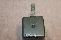 Rare Originale Ww2 Armée Allemande M-g 34/42 Optique Batterie Boîte De Rangement Bien Entiers