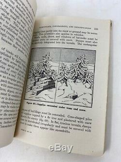 Rare Seconde Guerre Mondiale 1943 Restreints Capturé Guerre D'hiver Allemand Traduction Armée Relic