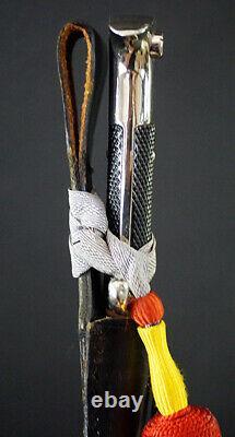 Robe Ww2 Armée Allemande Baïonnette, Avec Baïonnette Frog & Knot