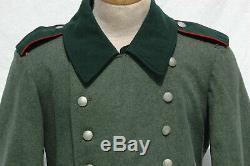 Seconde Guerre Mondiale Allemand Original Armée (heer) M36 Greatcoat