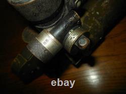 Seconde Guerre Mondiale Armée Allemande Scherenfernrohr S. F. 11 F Da. Zeiss Trench Periscope Nice