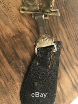 Seconde Guerre Mondiale Officier De L'armée Allemande Dagger