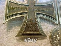Seconde Guerre Mondiale, Première Guerre Mondiale, Première Guerre Mondiale, Armée Bavaroise, Ensemble De Croix De Première Et Deuxième Classes, Argent