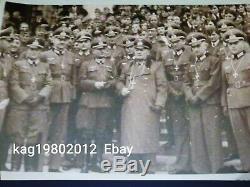 Seconde Guerre Mondiale Ww2 Armée Officier De La Wehrmacht Allemande Croix Pectorale Pendentif Crucifix (n ° A1)