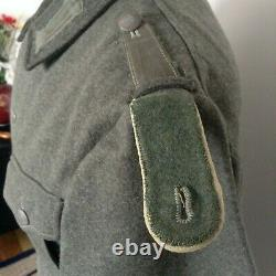 Tunique D'uniforme Originale De L'armée Allemande De Ww2