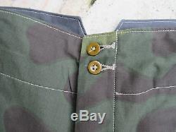 Wh Feldhose 3 Taschen Ital Camo Überfallhose Fieldtrouser Armée Allemande Ww2 Gr 52