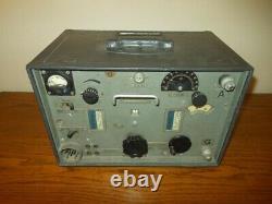 Ww II Armée Allemande Armée De L'air Detruire Eb Radio Nice