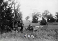 Ww II Armée Allemande Gm24 Gasmaske Panzer Gas Mask Hose & Canister Très Rare