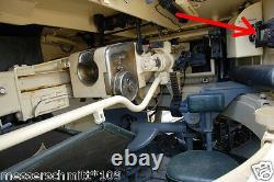 Ww II Armée Allemande Panzerglass Tank Verre Blindé Très Rare