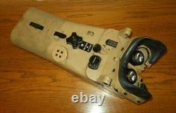 Ww II Armée De L'armée Allemande Air Force 12x60 Richtungsweiser-fernrohr Flak Binocular Rare