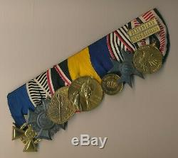 Ww1 Imperial Pin Armée Allemande Afrika Insigne Uniforme Médaille Ww2 Défilé Barre De Ruban