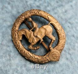 Ww1 Insigne Médaille Coureur Pin Allemand Combat Vétéran Ww2 Us Army Soldat Prix Immobilier