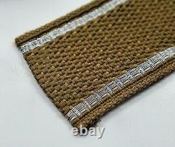 Ww1 Patch Titre De Manchette Allemande Us Wwii Army Estate Uniform Sleeve Insignia Flatwire