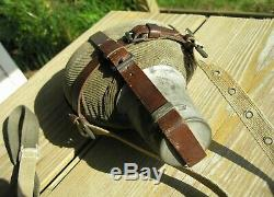 Ww1-allemand Ww2 1917 Cantine Labeflasche Parachutiste De 1 Litre Afrikakorps-armée
