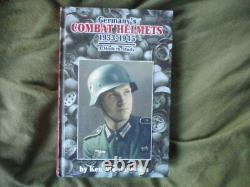 Ww2 Allemand Casques De Combat Allemands 1933 1945 Une Étude Moderne Ken Niewiarowicz