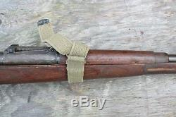 Ww2 Allemand K98 + Fusil Barrel Stock Marqué À L'armée Allemande