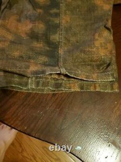 Ww2 Allemand M43 Pantalon Camo Repro Waffen Taille 40 Linge Sm Wholesale Mfg