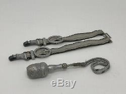 Ww2 Armée Allemande Heer Dagger Hangers Portepee Knot Seconde Guerre Mondiale