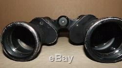 Ww2 Armée Allemande Jumelles Bmk Dienstglas 7x50