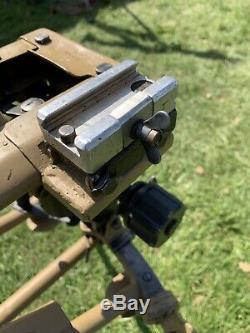 Ww2 Armée Allemande Mg34 Lafette Trépied Montage Wehrmacht Mg 42