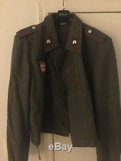 Ww2 Armée Allemande Panzer Assault Jacket Taille XL