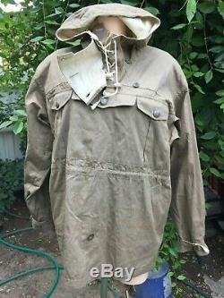 Ww2 Armée Allemande Parka Double Face Montagne Veste Ranger. Taille 50-52 (m-l)