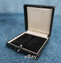 Ww2 Armée Guerre Wehrmacht Mérite La Première Guerre Mondiale Badge Médaille Du Prix Boîte De Pin Barre Transversale De Cas