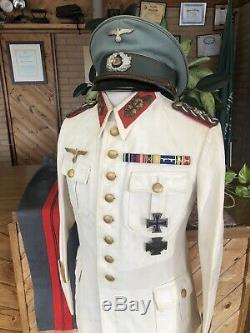 Ww2 Armée Uniforme Allemand Général Modèle 1936-1939