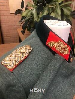 Ww2 Armée Uniforme Général Allemand Commandant Appelé Identifié