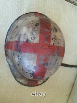 Ww2 Casque De L'armée Allemande Medic