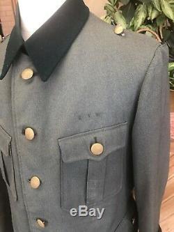 Ww2 Général De L'armée De L'uniforme Allemand
