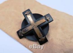 Ww2 Pin Allemande Guerre Baltique Médaille Insigne Croix Wehrmacht Ww1 Armée Américaine Soldat Immobilier