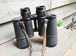 Ww2 Wehrmacht Armée Allemande Militaire Edition Jumelles 10x50 Dienstglas Carl Zeiss
