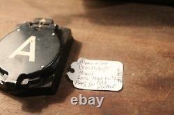 Wwii German Army Compass Breithaupt Arctic Arktik Ca. 1944-1945 Artillerie Kompass